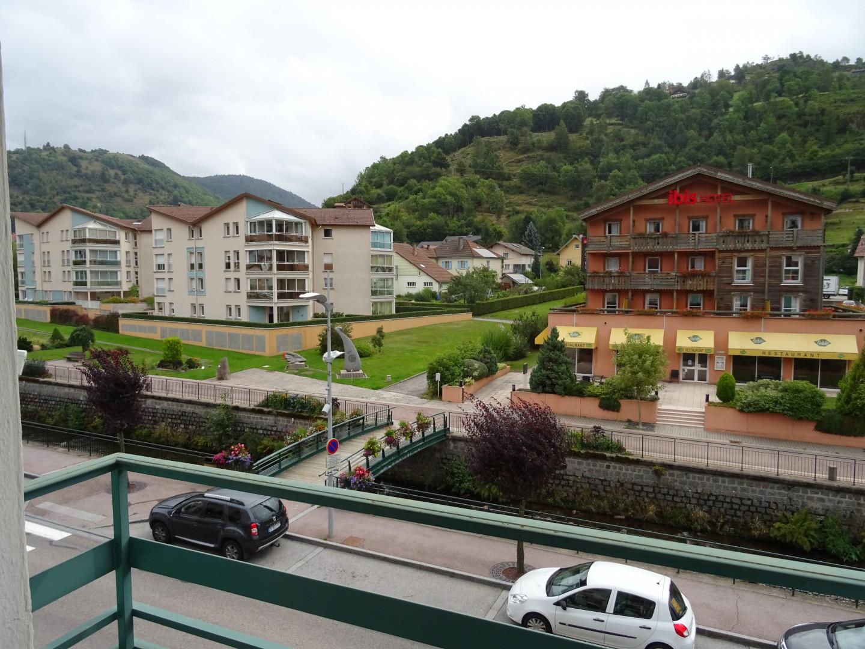 Ruim appartement La Bresse
