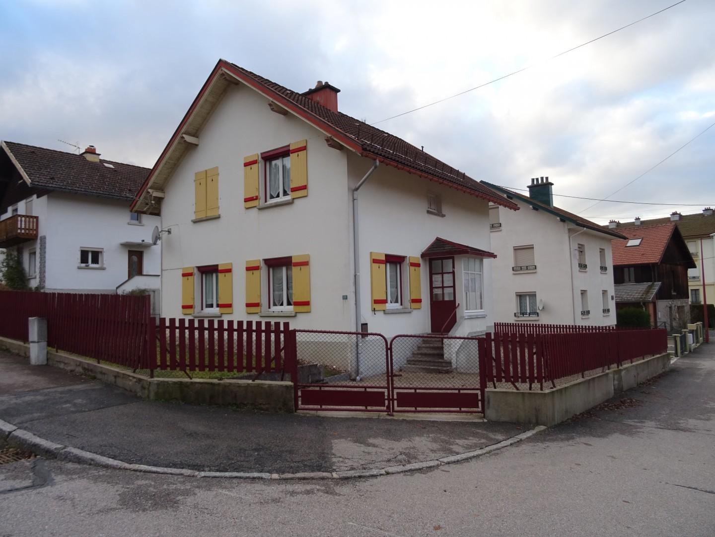 Huis in goede staat dichtbij centrum Gérardmer