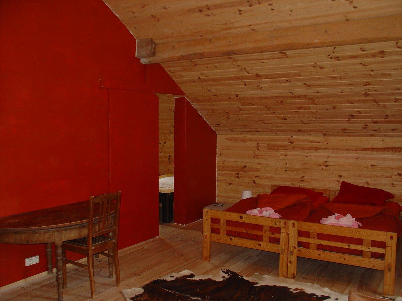 Camping, chambres d'hôtes, gite en woning