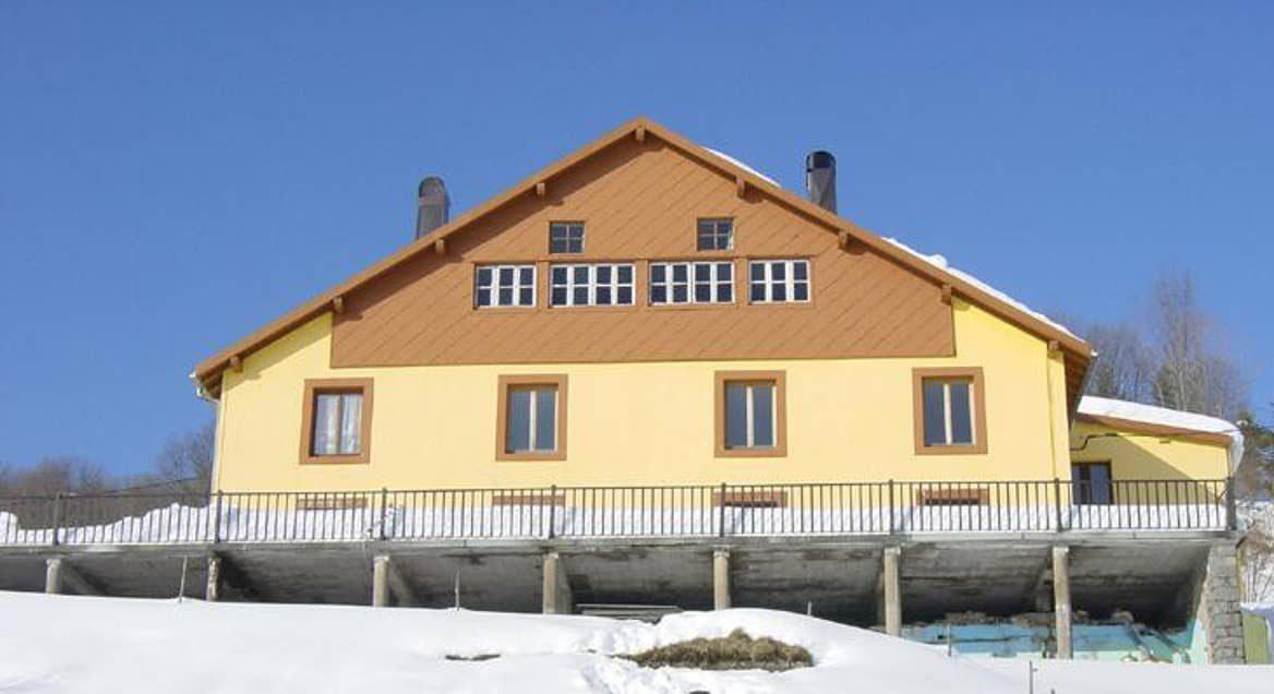 Boerderij met appartementen voor seizoensverhuur met prachtig uitzicht vlakbij skigebied