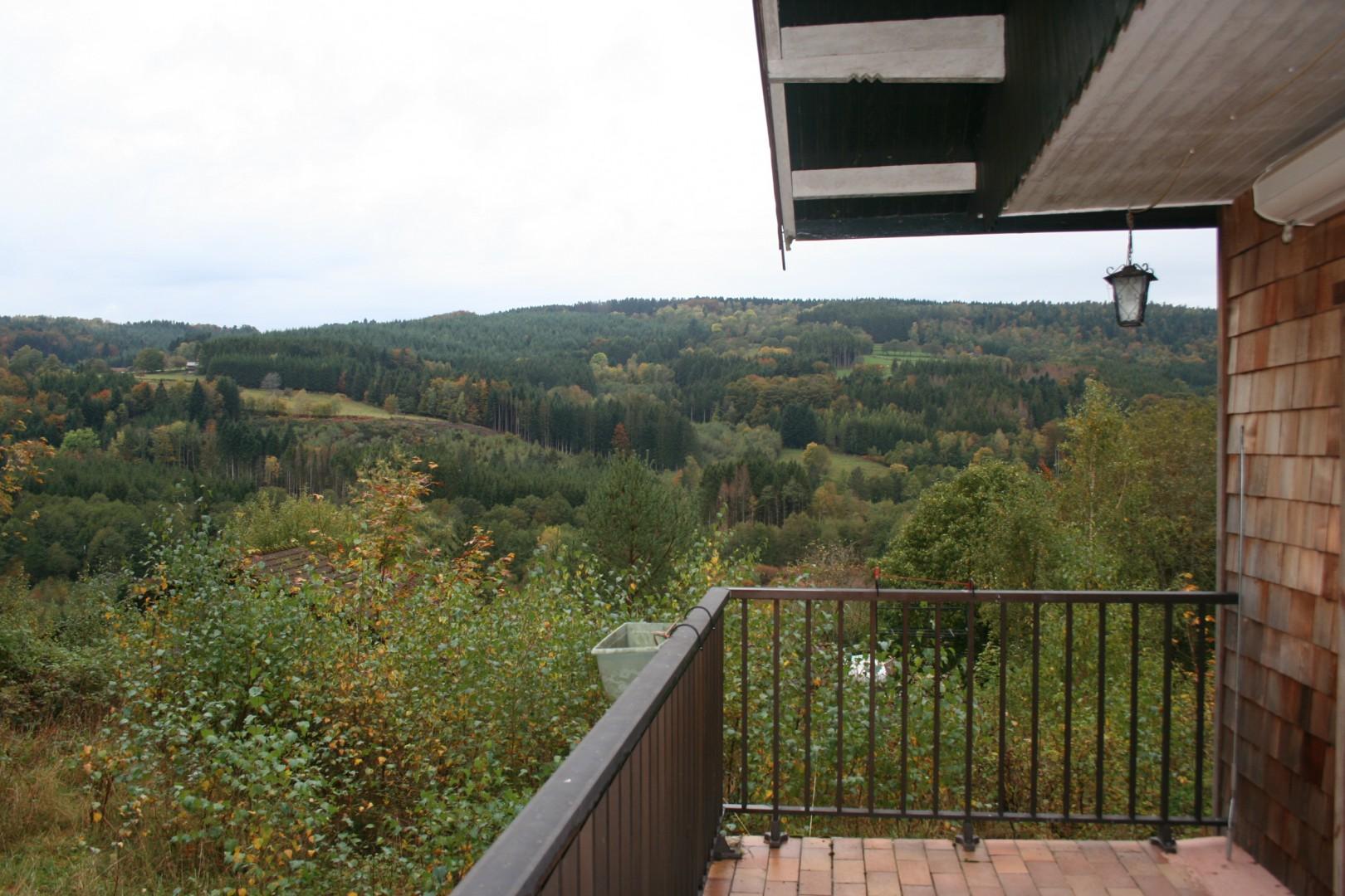 Mooie chalet met schitterend uitzicht in Granges-sur-Vologne.