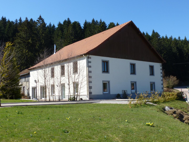 Woonboerderij vlakbij skipistes Gérardmer
